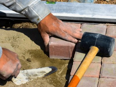 professional paver contractor Houston TX